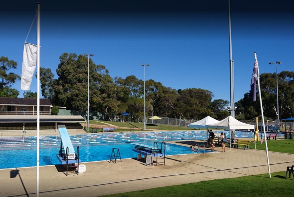 Claremont Swimming Pool